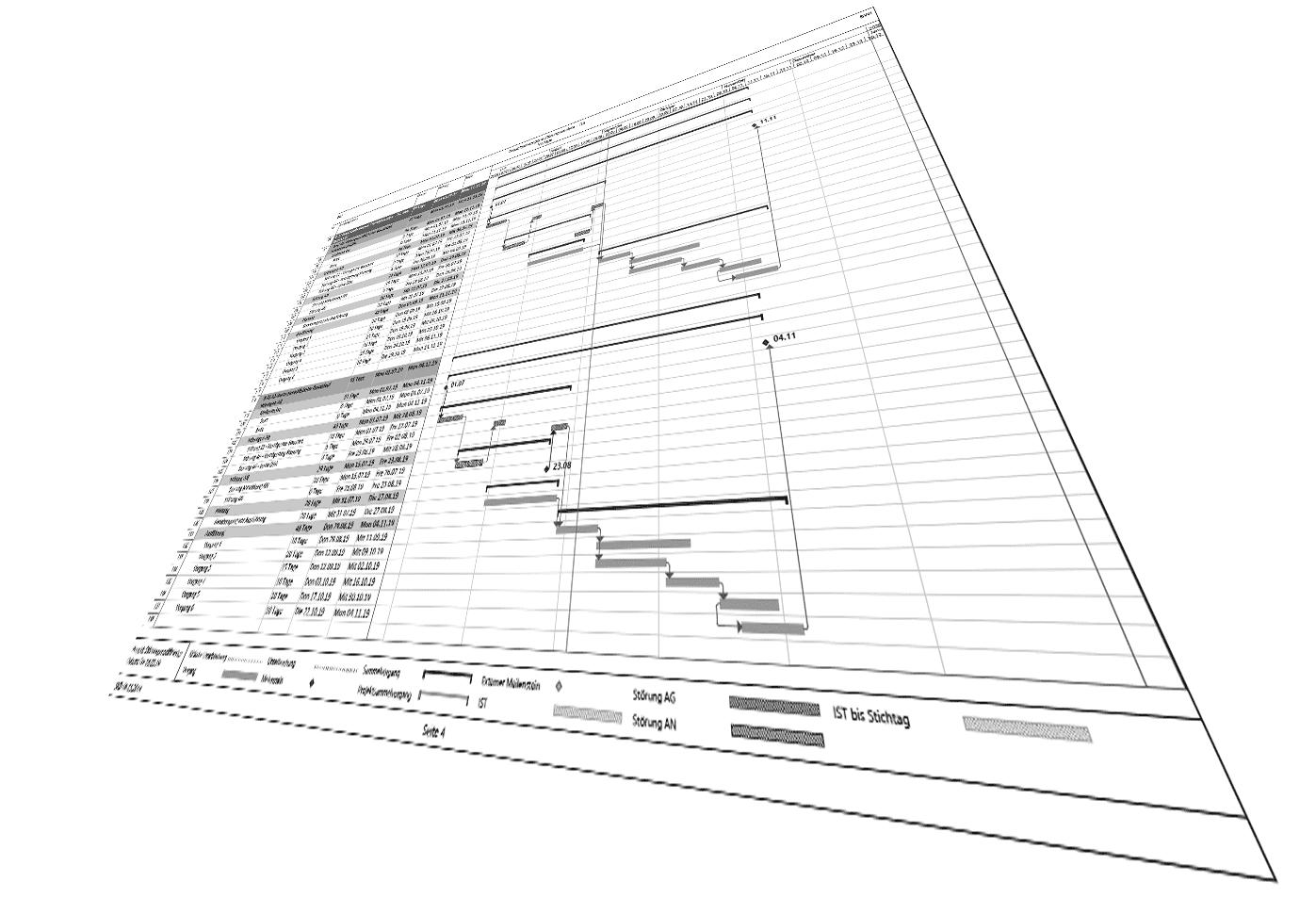 Bautechniker(in) | Bauzeitplaner(in) – Ausbildungsstelle