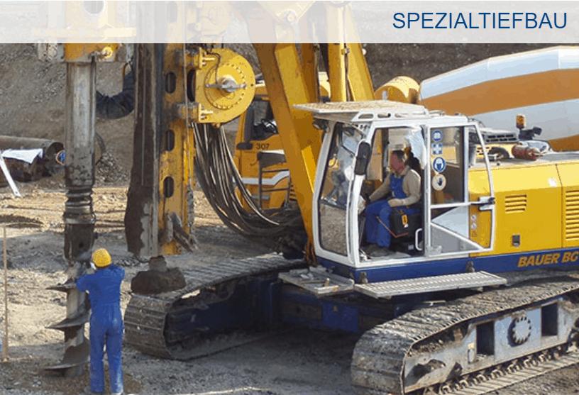 Neue Prozesse – Vergütungsmodelle und Verträge im Spezialtiefbau